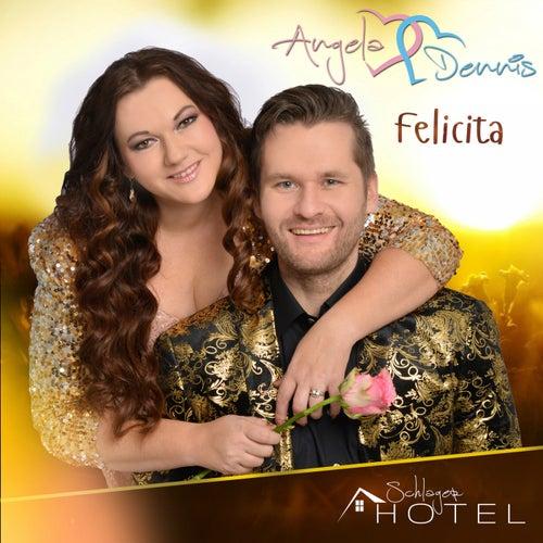 Felicita (Weihnachts Version) von Angela Henn