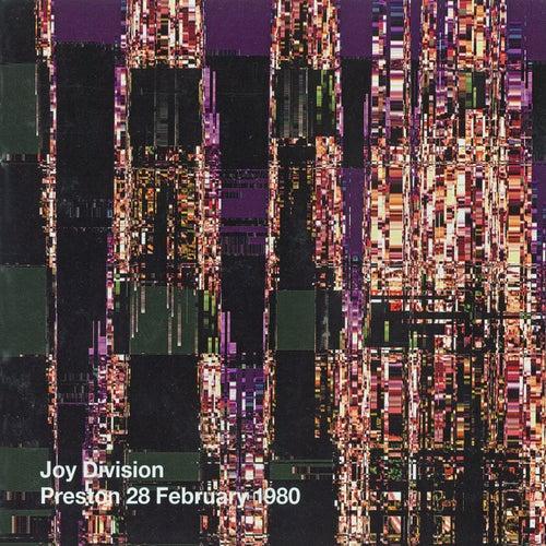 Preston 28 February 1980 de Joy Division