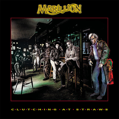 Clutching at Straws (Deluxe Edition) fra Marillion