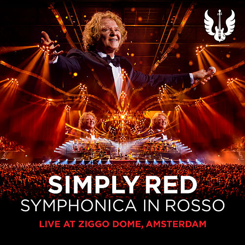 Symphonica in Rosso (Live at Ziggo Dome, Amsterdam) von Simply Red