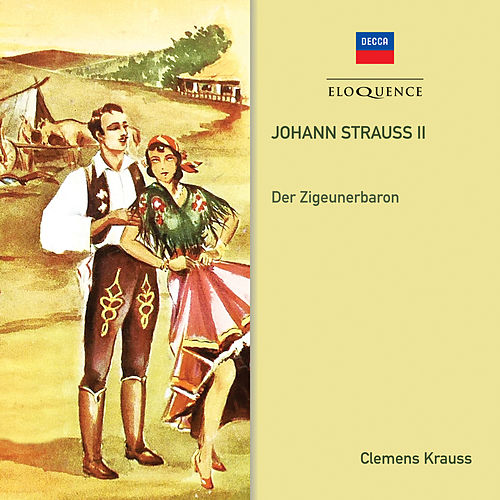 Strauss: Die Zigeunerbaron by Clemens Krauss