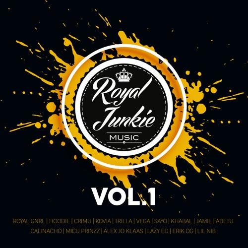 Royal Junkie Music, Vol. 1 de Various Artists