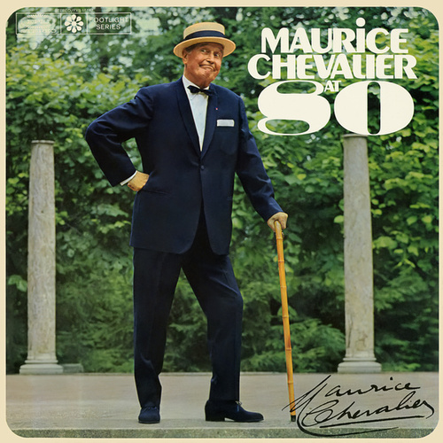 His 80th Birthday de Maurice Chevalier