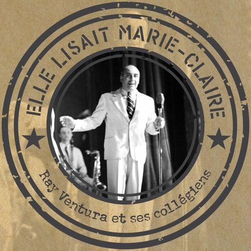 Elle lisait Marie-Claire de Various Artists