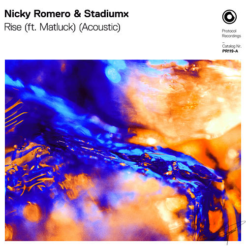 Rise (ft. Matluck) (Acoustic) de Nicky Romero