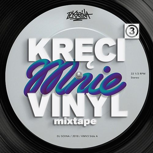 Kręci Mnie Vinyl 3 by Various Artists