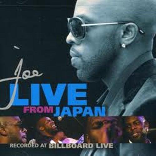 Live from Japan de Joe