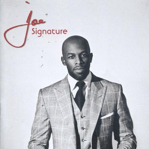 Signature de Joe
