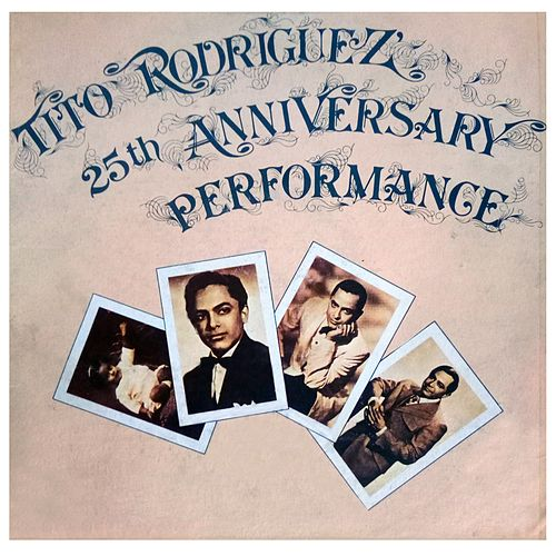25Th Anniversary Performance de Tito Rodriguez