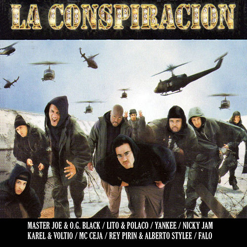 La Conspiracion de Various Artists