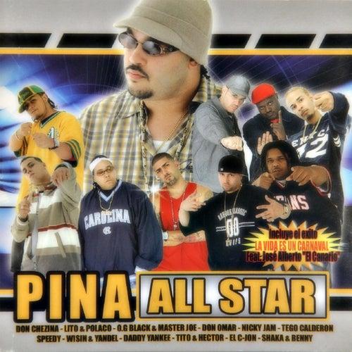 Pina All Star de Various Artists