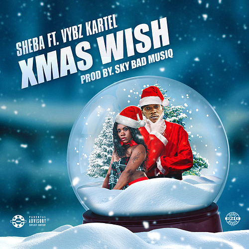 Xmas Wish by Sheba