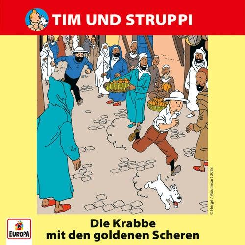 001/Die Krabbe mit den goldenen Scheren von Tim