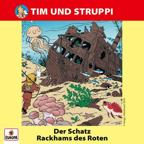 003/Der Schatz Rackhams des Roten von Tim