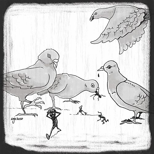 Repeat to Fade by Amongst The Pigeons