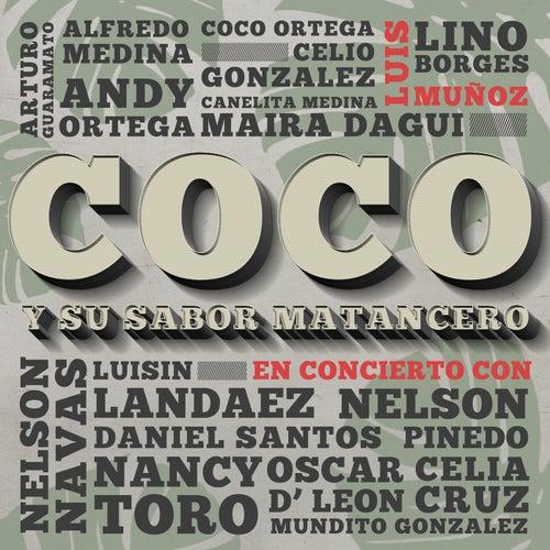 Coco y Su Sabor Matancero en Concierto con Luis Munoz by Luis Muñoz