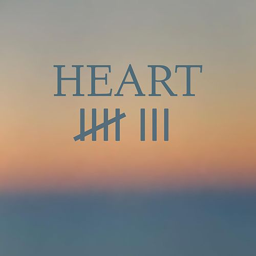 Heart 8 by Neon and Red