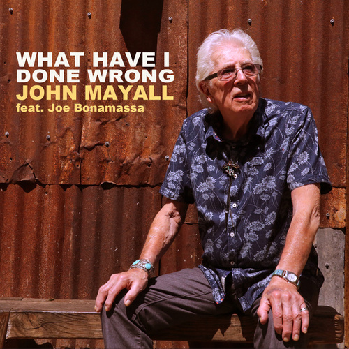 What Have I Done Wrong by John Mayall