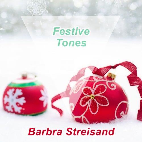 Festive Tones de Barbra Streisand