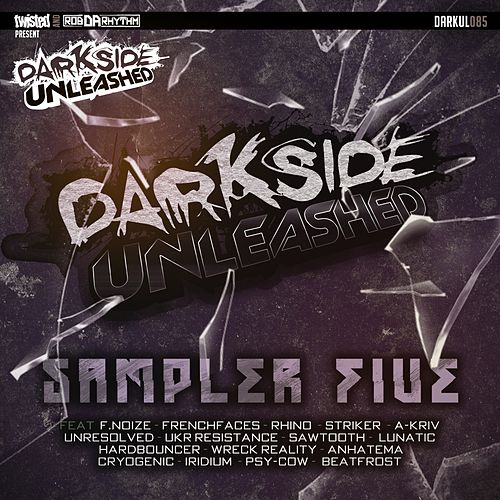 Darkside Unleashed Sampler 5 - EP de Various Artists