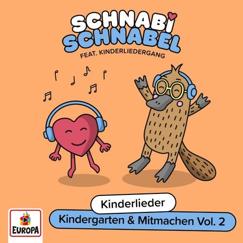 Kinderliederzug - Die 60 besten Kindergarten- & Mitmachlieder von Lena, Felix & die Kita-Kids