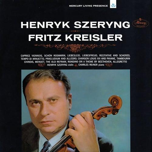 Szeryng plays Kreisler von Henryk Szeryng