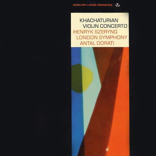 Khachaturian: Violin Concerto de Henryk Szeryng