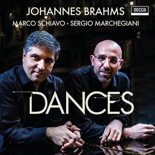 Brahms: Hungarian Dances - Waltzes Op. 39 de Marco Schiavo