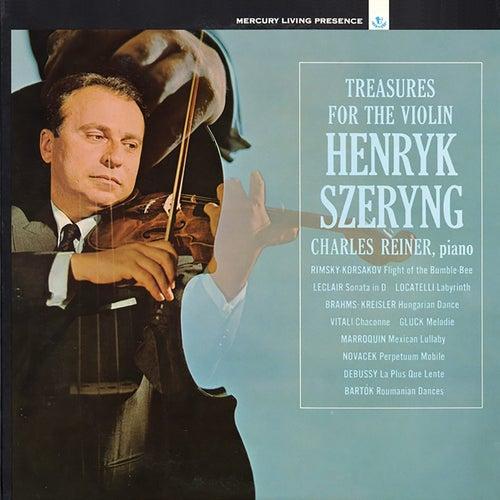 Treasures for the Violin von Henryk Szeryng