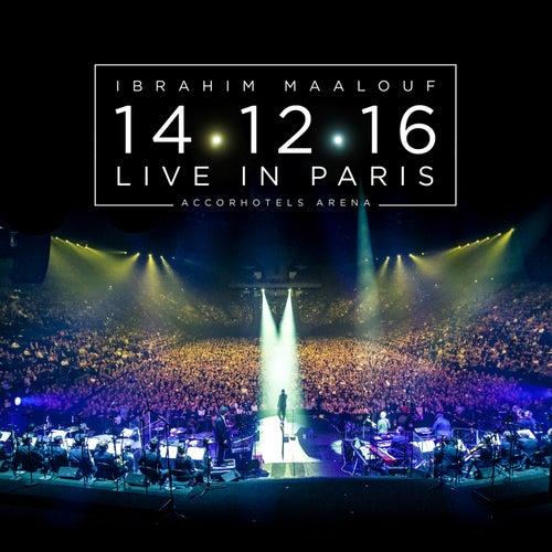 14.12.16 - Live In Paris (Deluxe) von Ibrahim Maalouf
