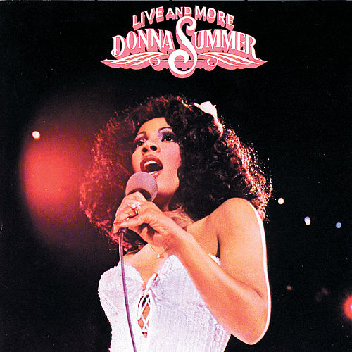 Live And More by Donna Summer