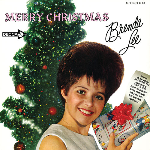 Merry Christmas From Brenda Lee by Brenda Lee