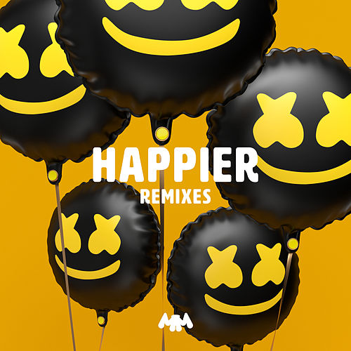 Happier (Remixes Pt. 2) by Marshmello & Bastille
