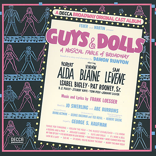 Guys & Dolls (Bonus Track Version/Remastered 2000) by Various Artists