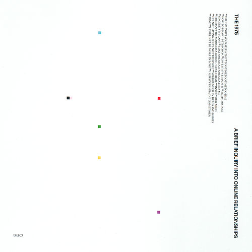 A Brief Inquiry Into Online Relationships van The 1975