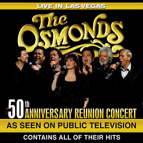 Live In Las Vegas (Live At The Orleans Showroom / Las Vegas, NV / 2008) von The Osmonds