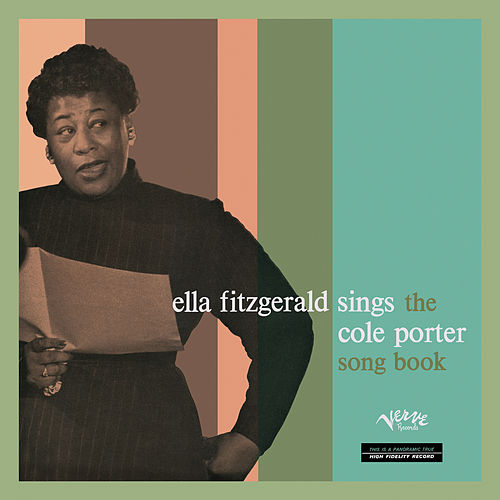 Ella Fitzgerald Sings The Cole Porter Song Book by Ella Fitzgerald