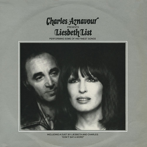 Charles Aznavour Presents Liesbeth List (Remastered) by Liesbeth List