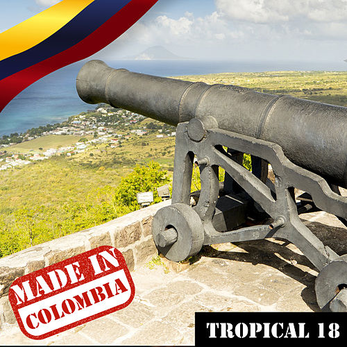 Made In Colombia / Tropical / 18 de Various Artists