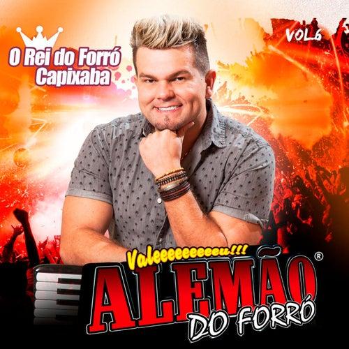 Alemão do Forró, Vol. 06: O Rei do Forró Capixaba von Alemão do Forró