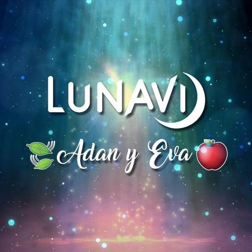 Adán y Eva de Lunavi