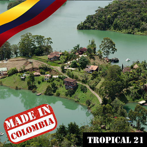 Made In Colombia / Tropical / 21 de Various Artists