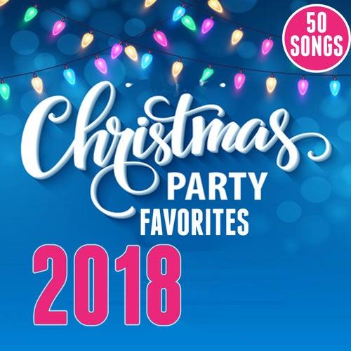2018 Christmas Party Favorites de Various Artists