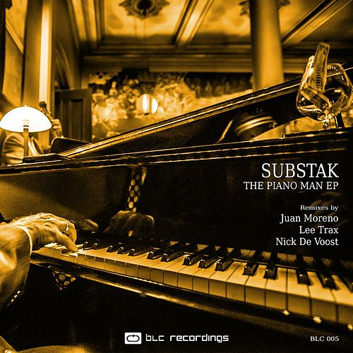 The Piano Man EP by Substak