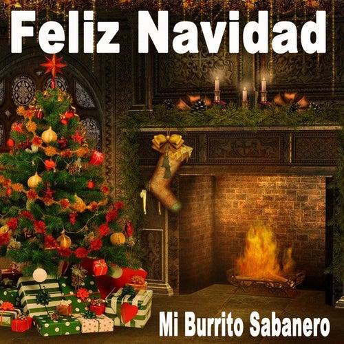 Feliz Navidad von Mi Burrito Sabanero