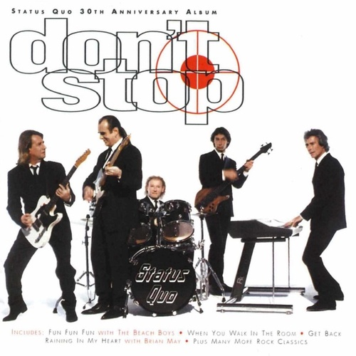 Don't Stop: The 30th Anniversary Album by Status Quo