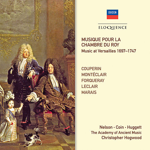 Musique pour la Chambre du Roy by Various Artists