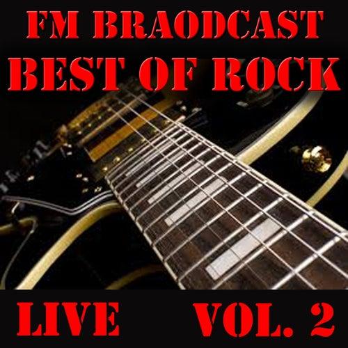Radio Live: Best of Rock, Vol. 2 de Various Artists