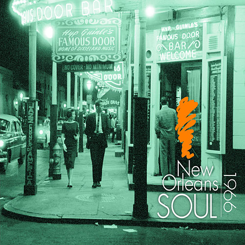 New Orleans Soul 1966 de Various Artists