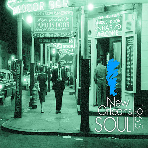 New Orleans Soul 1965 by Various Artists